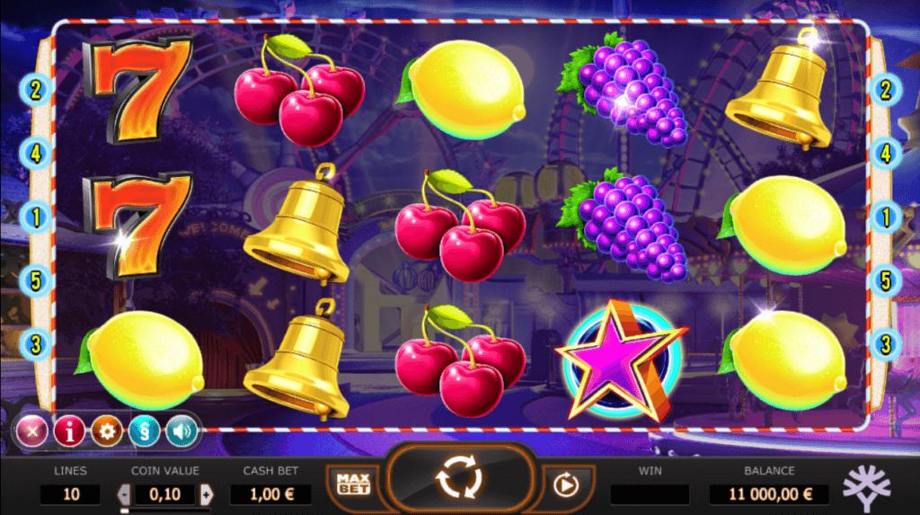 Jokerizer spilleautomat anmeldelse