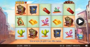 The Wild 3 spilleautomat
