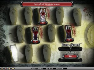 blood suckers bonusspill