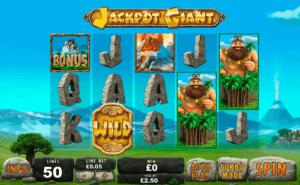 jackpot giant spilleautomat med progressive jackpot