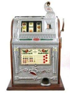 liberty bell første spilleautomat