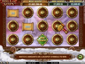 slik vinner du på spilleautomater hall of gods spilleautomat progressive jackpot