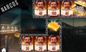 locked-up bonus game