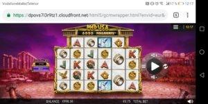 Medusa Megaways spilleautomat på mobil