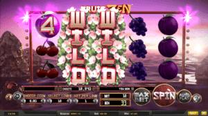 Sticky Wild Reels Fruit Zen spillemaskin