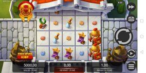 Marching Legions spilleautomat på mobil